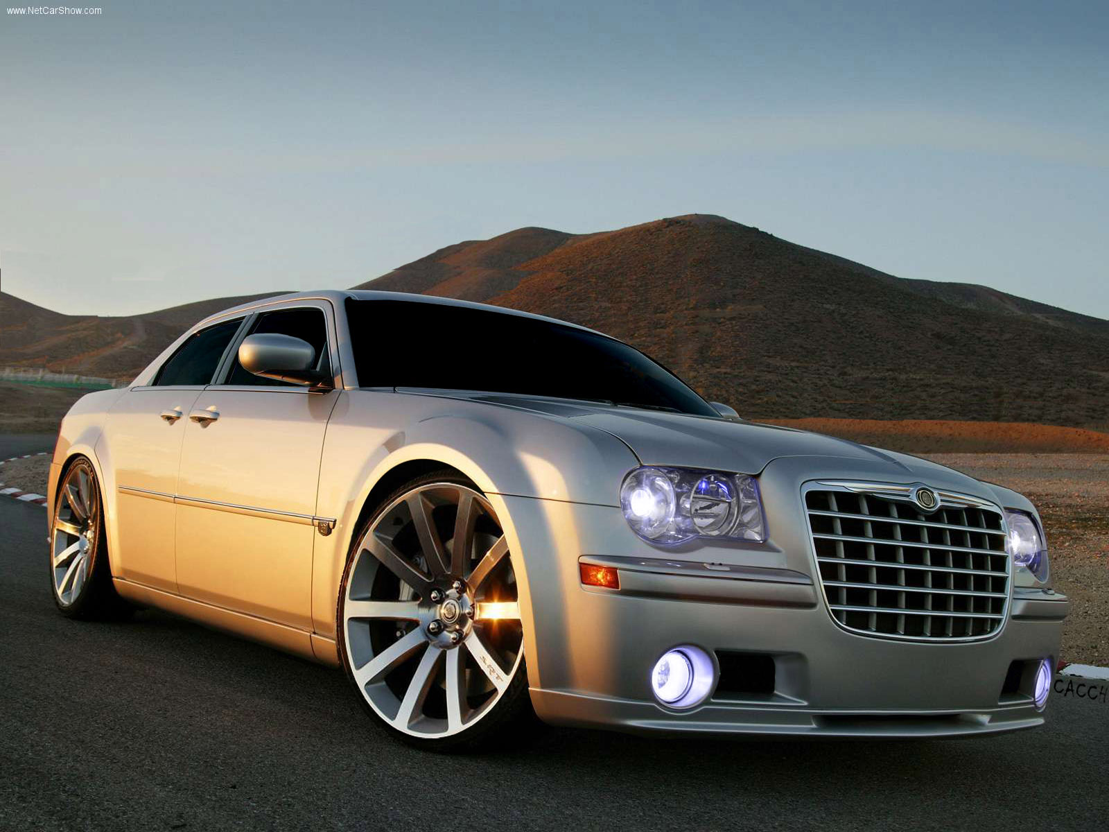 The Best Of Cars The Chrysler 300