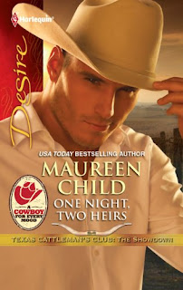 Guest Review: One Night, Two Heirs by Maureen Child