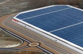 Tesla Gigafactory almost finishing