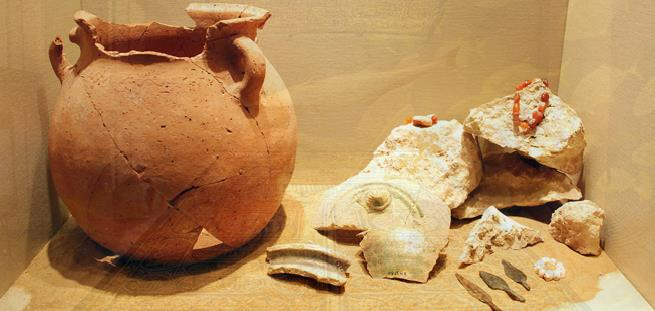 Archaeological 'gems' go on show as Sharjah museum marks 20 years