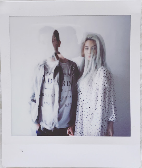 Our love with instant film