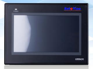 Đại lý bán màn hình HMI Omron 7n inch NB7W-TW00B, giá màn hình NB7W-TW00B tốt nhất