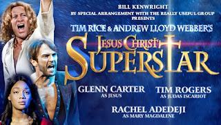 Jesus Christ Superstar at Milton Keynes Theatre #Review