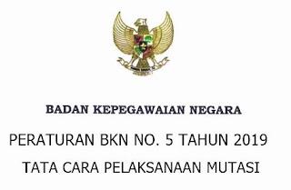 Peraturan BKN No. Tahun 2019