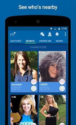 Match Dating 4.0.8 APK for Android terbaru