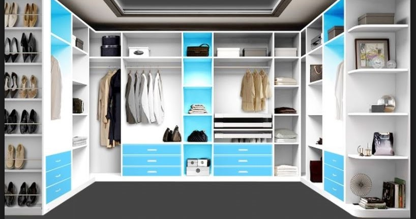 Modern dressing room how to design and organize - Maximizing design of living room by determining its needs ...
