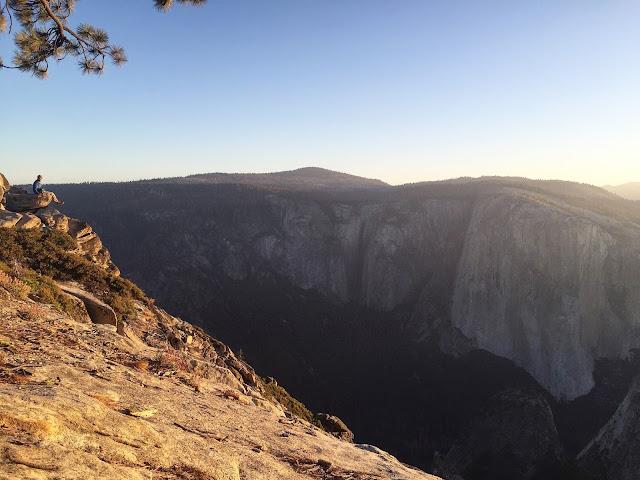 Dewey Point, Yosemite National Park