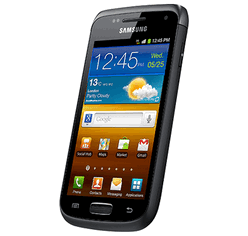 Samsung Galaxy W for 3UK coming
