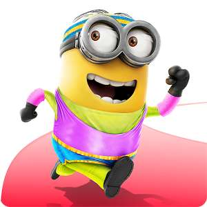 Despicable Me: Minion Rush 4.7.0h (Mod) Apk + Data