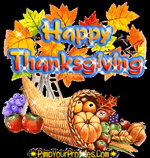 Imagine happy thanksgiving day for whatsapp