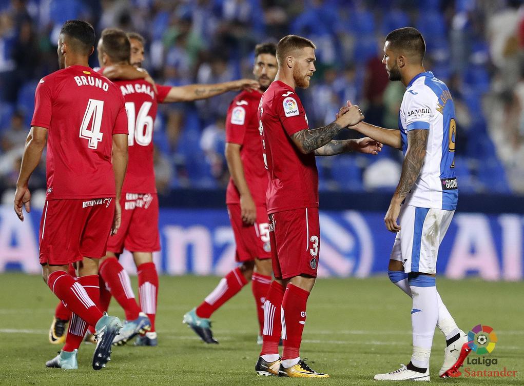 La Liga: Leganes 1-2 Getafe Sabtu 9 September 2017