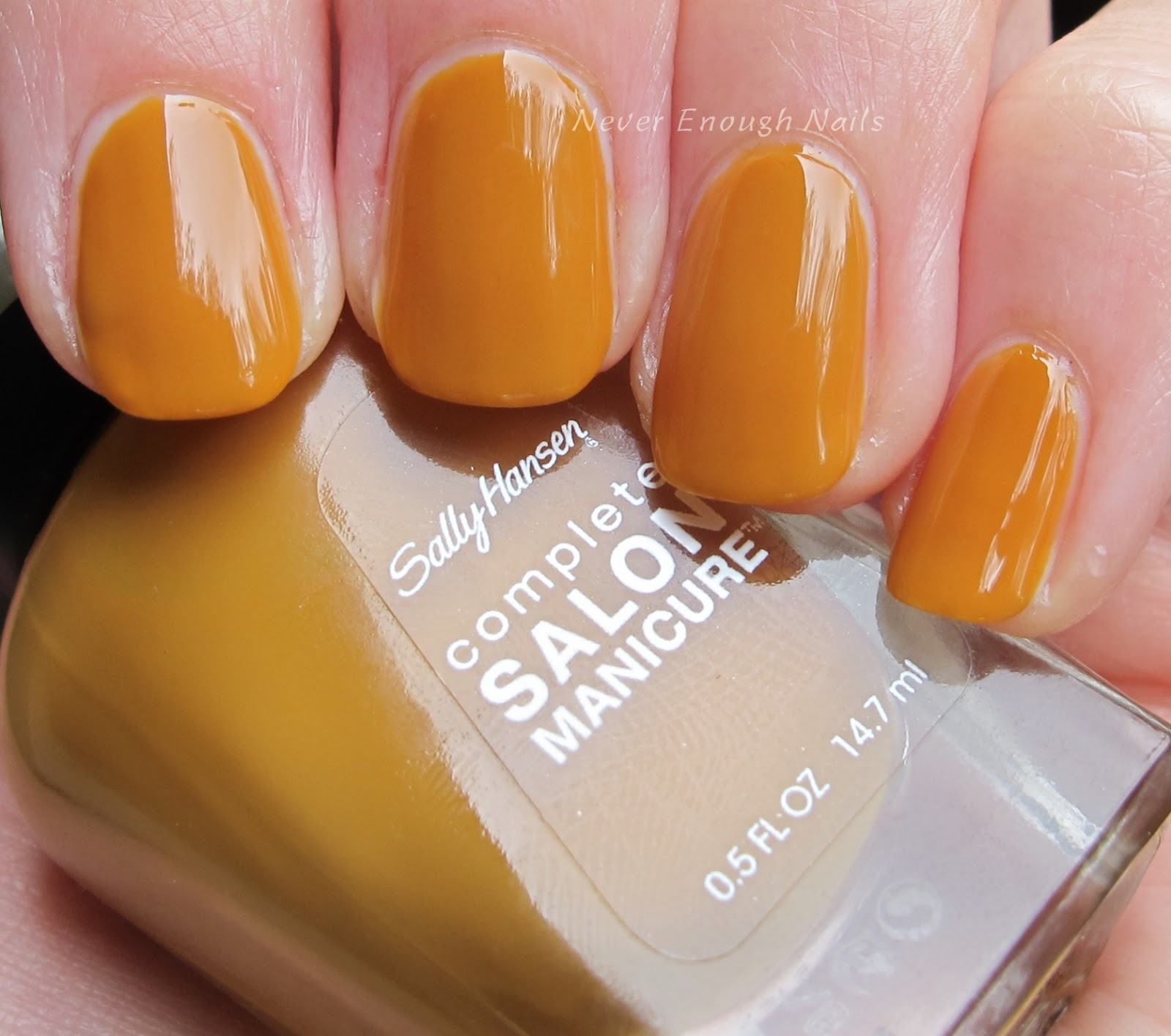 Never Enough Nails Two More Sally Hansen Designer Shades For Fall 2015