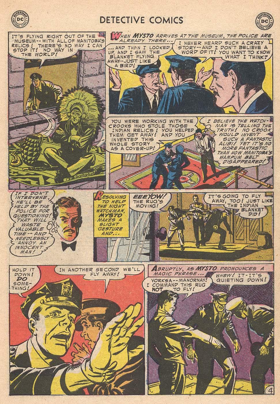 Read online Detective Comics (1937) comic -  Issue #210 - 37