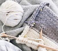 Logo Concorso ''We Are Knitters'': vinci gratis ogni mese un kit di Lana del valore di 500€