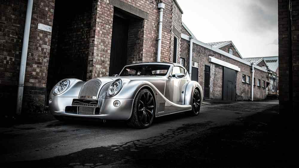 Morgan Aero 8, car news
