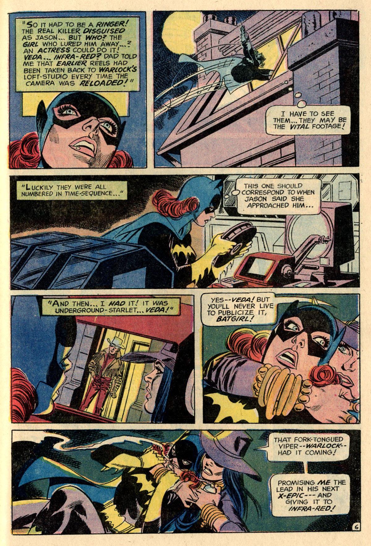 Detective Comics (1937) 404 Page 28