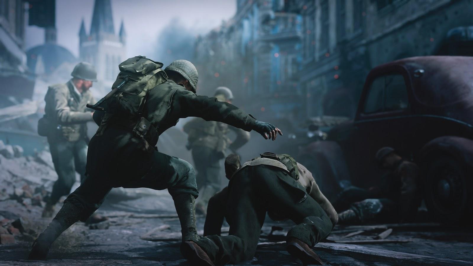 Call Of Duty WWII PC Full ESPAÑOL (RELOADED) + REPACK 14 DVD5 (JPW) 9