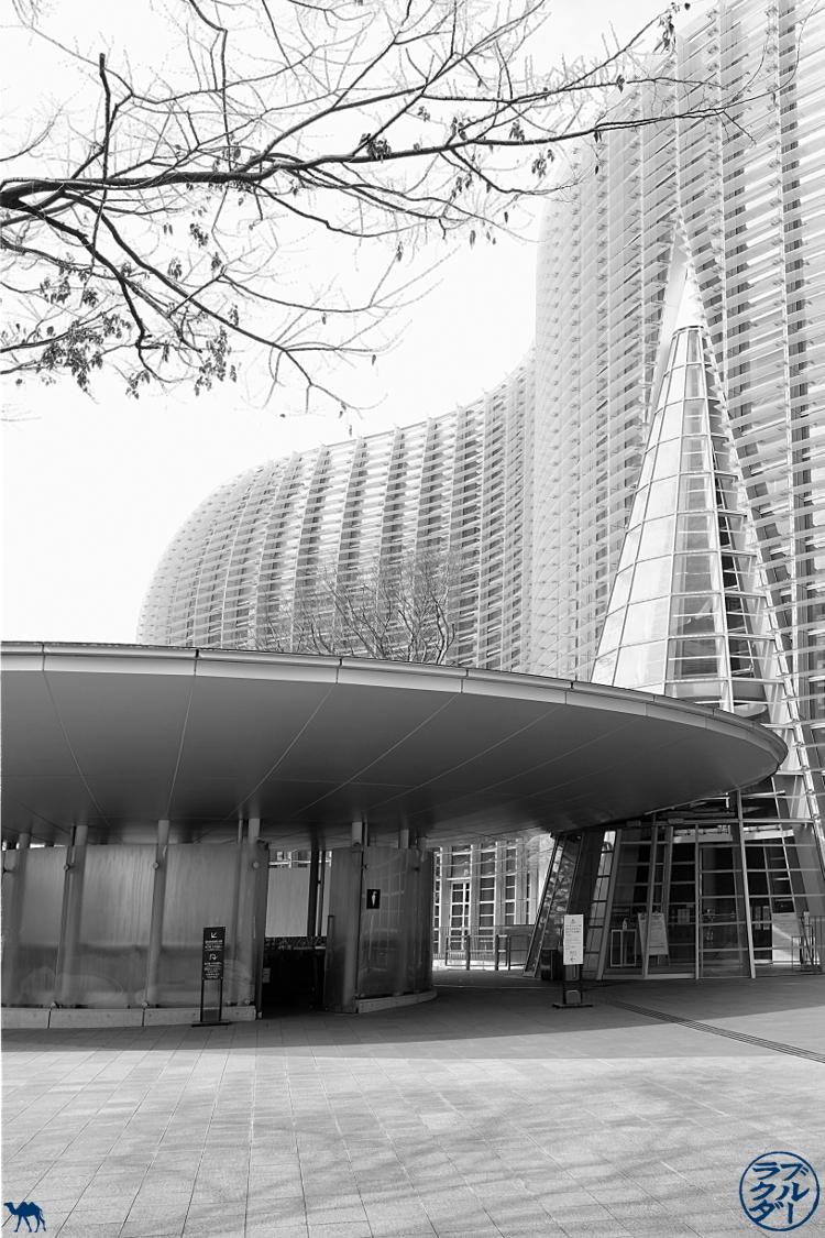 Le Chameau Bleu - Blog Voyage Japon Centre national d'Art de Tokyo Roppongi - Que faire à Tokyo