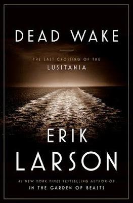 Dead Wake by Erik Larson - book cover