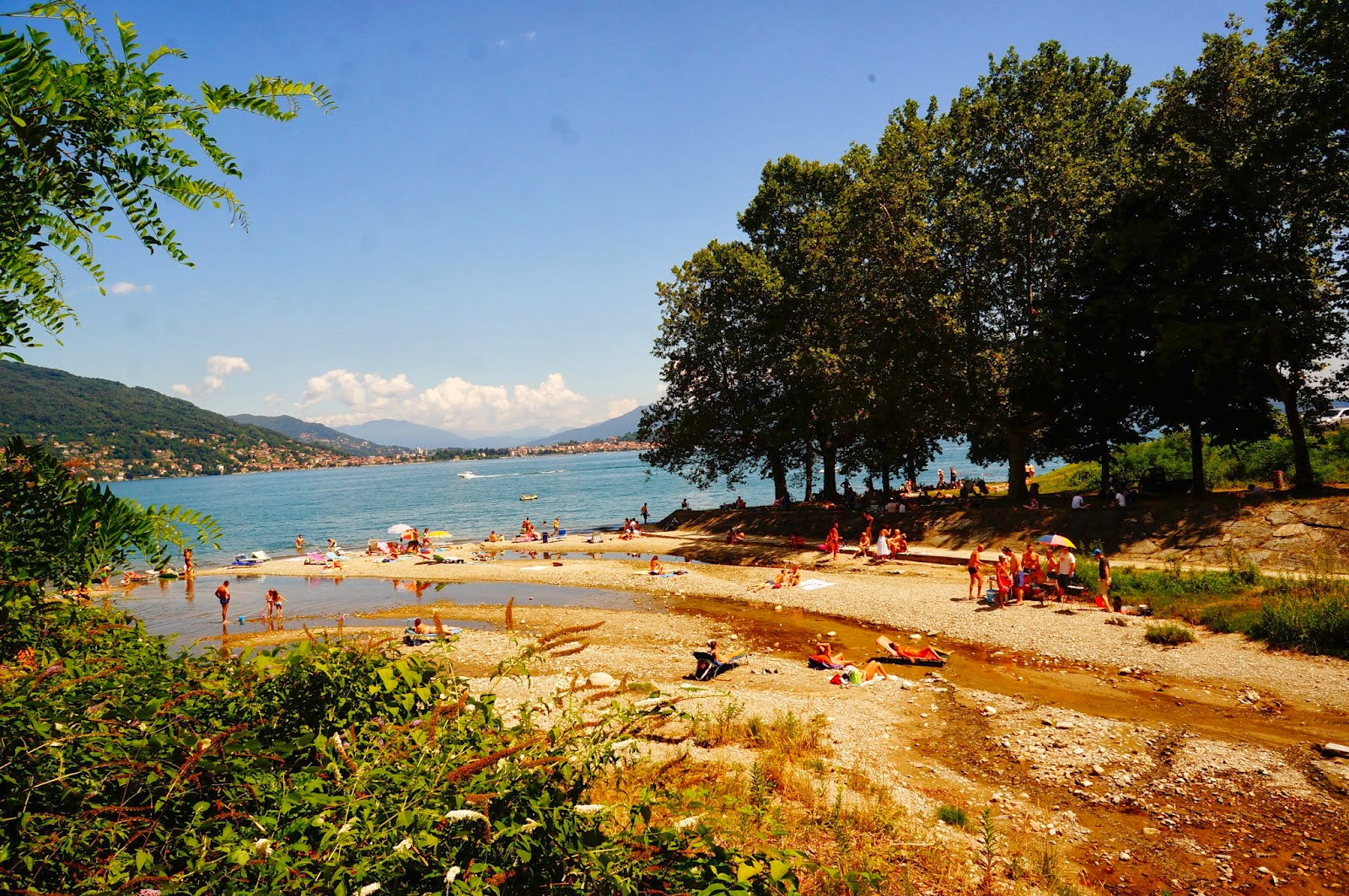 Baveno-Beach