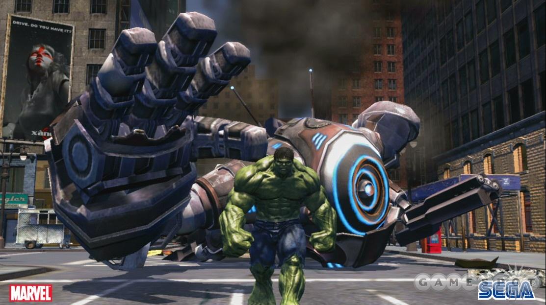 Incredible Hulk Free Online