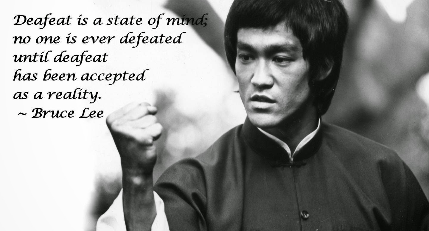 Top 14 Inspirational Bruce Lee Quotes | Bodybuilding and ...
