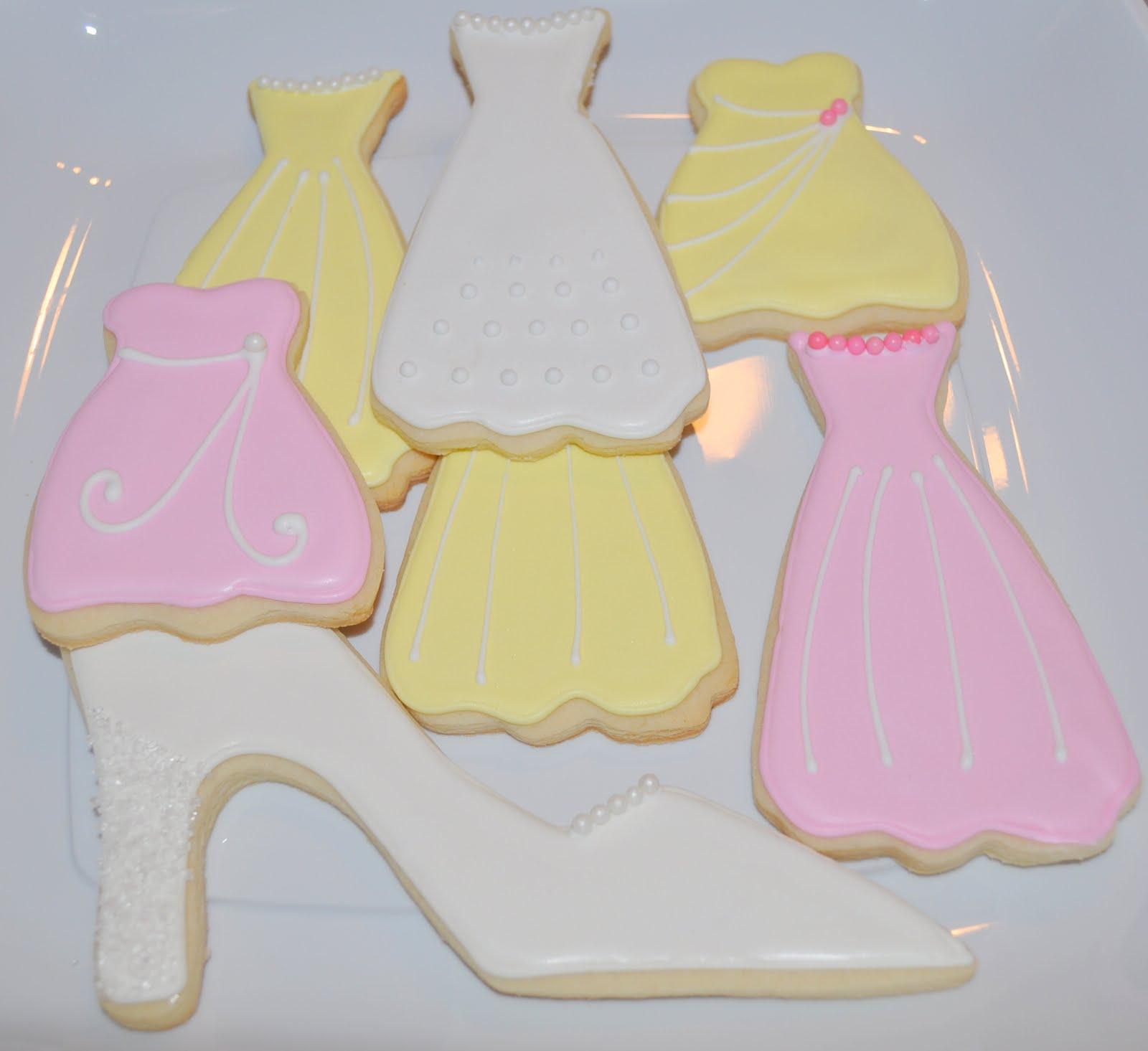 Brant Cookies: Bridesmaid Dresses