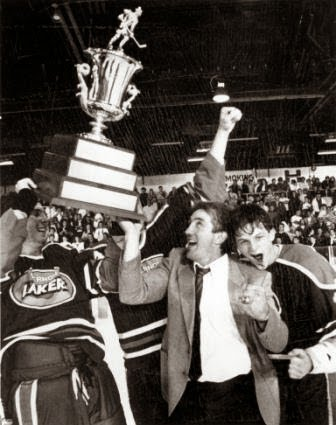 1990 & 1991 Vernon Lakers Inducted Into Okanagan Sports Hall Of Fame