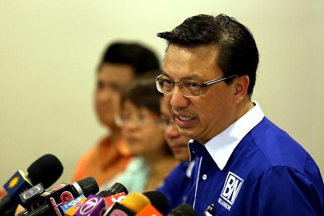 SABAR! Utamakan Semangat Barisan Nasional - Liow Tiong Lai #MCA