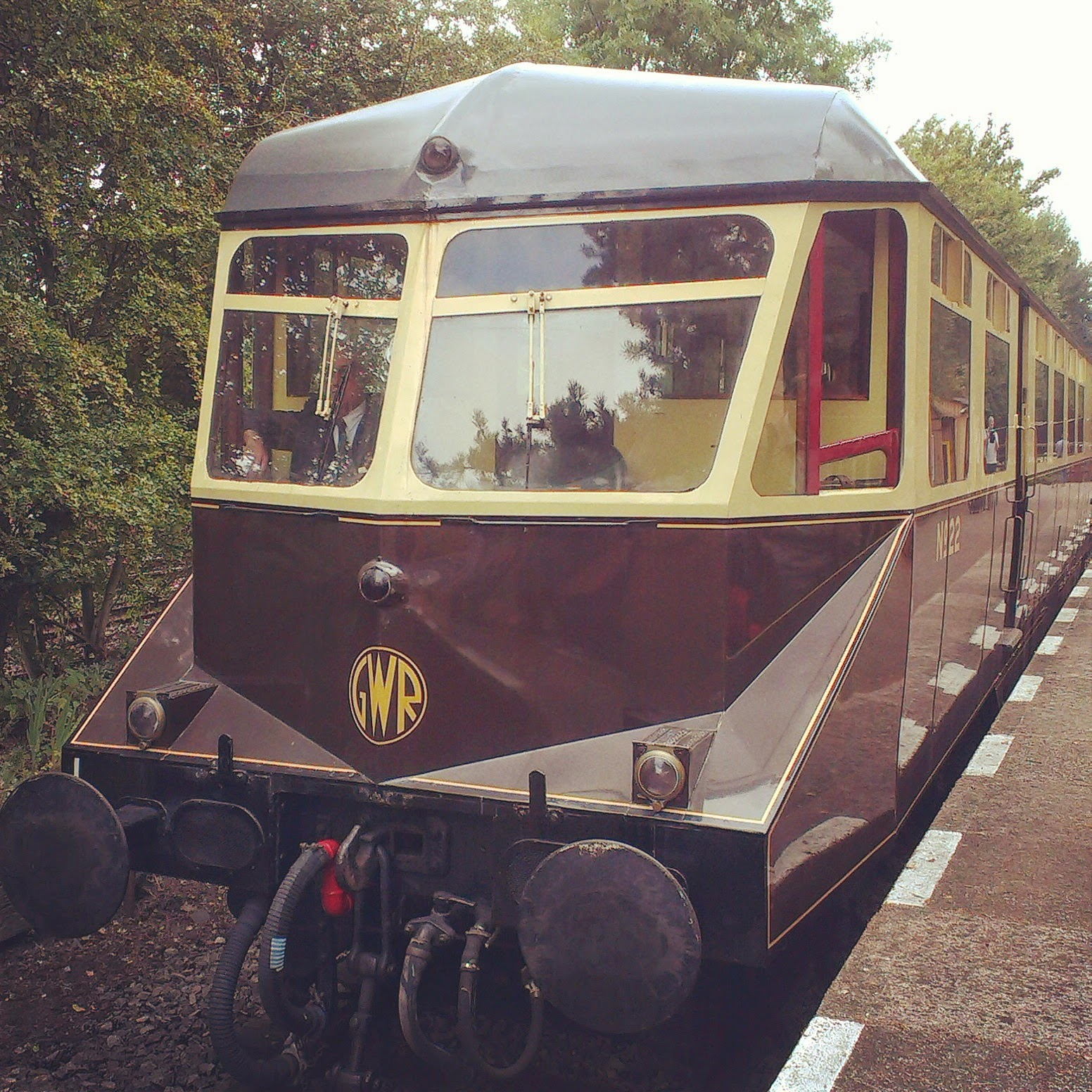 1pm - Didcot Railway Centre Diesel Railcar