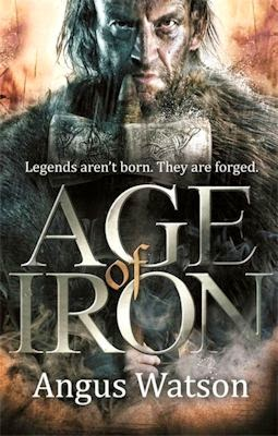 Interview with Angus Watson, author of Age of Iron - September 1, 2014