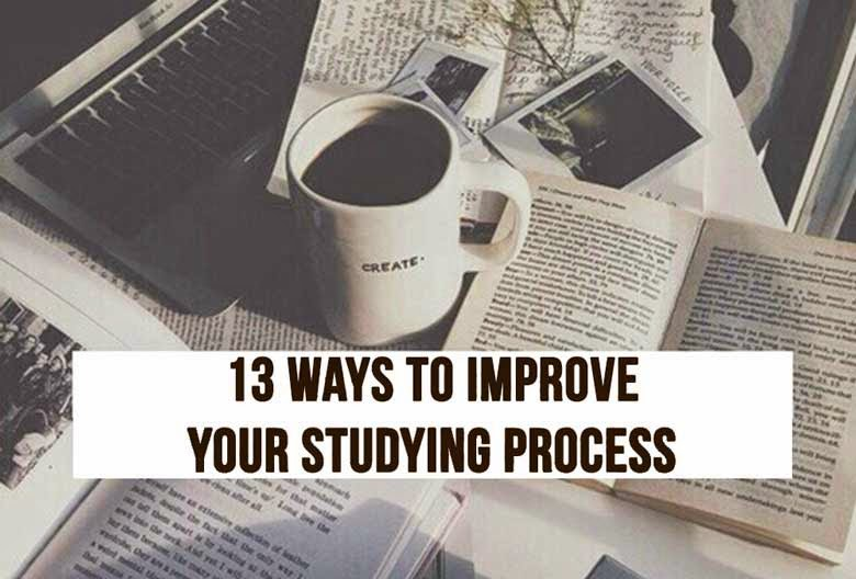 13 ways to improve your studying process