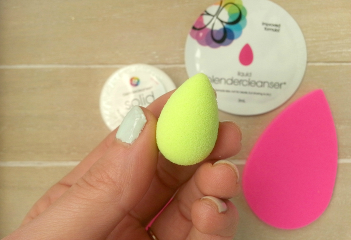 le mini beauty blender