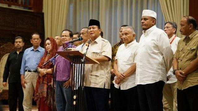 Prabowo Ungkap Alasan Hanya Undang Media Asing, dan akan Kumpulkan Wartawan Media Nasional