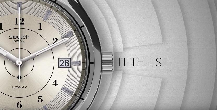 Canzone Swatch pubblicità Sistem 51 Irony - Musica spot Dicembre 2016