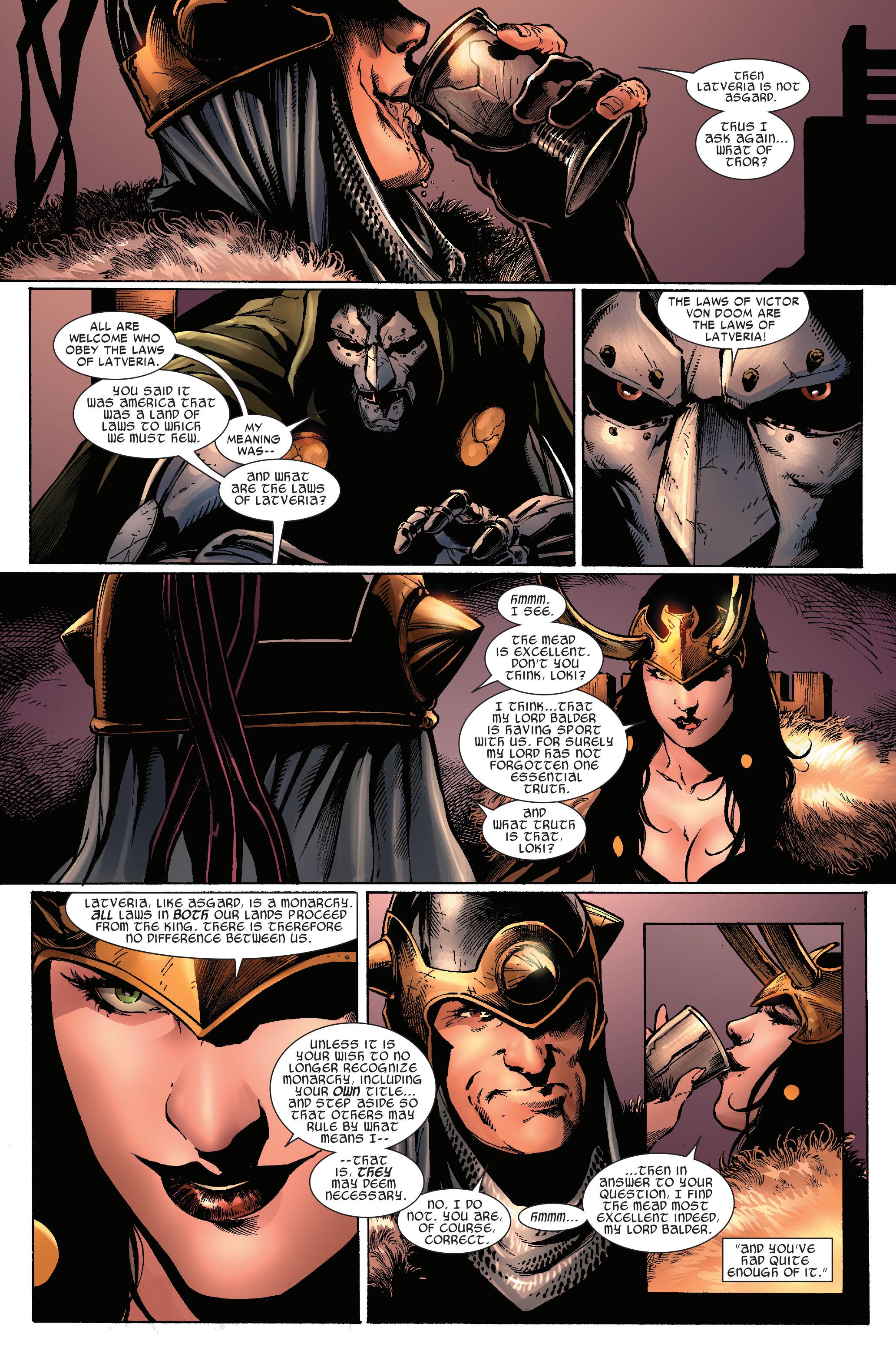 Thor (2007) Issue #601 #14 - English 10