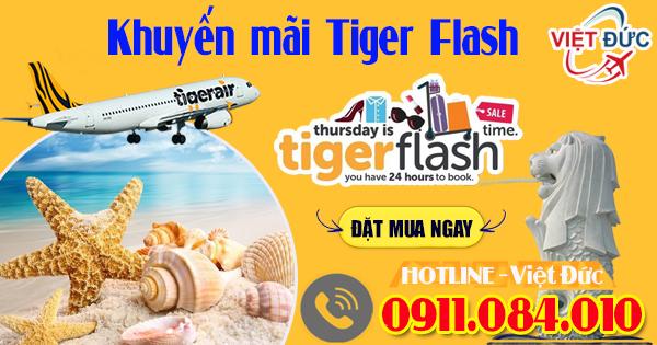 khuyến mãi Tiger Flash mới nhất ngày 02/03/2017