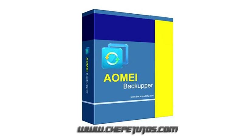aomei backupper professional full portable
