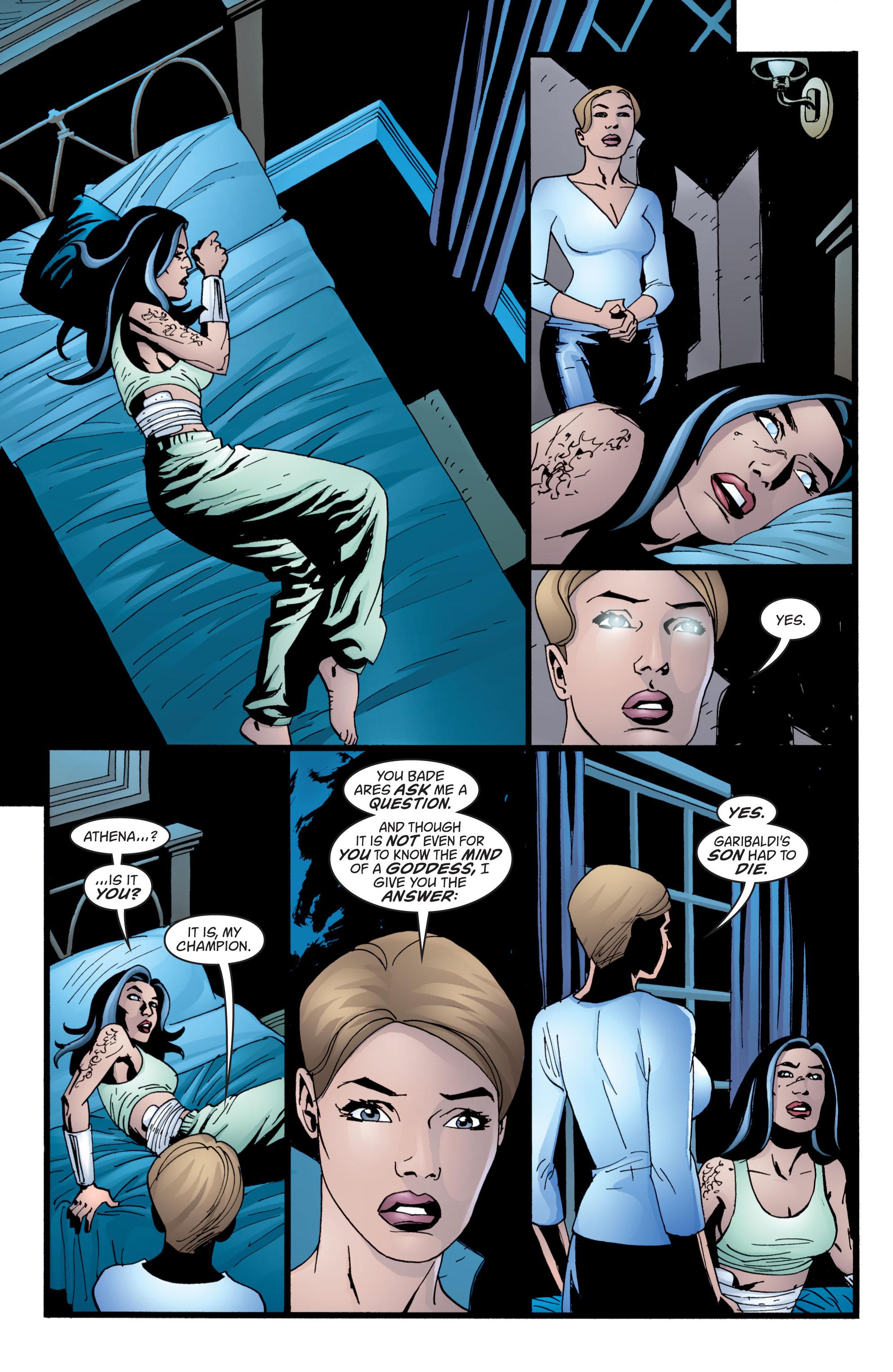 Read online Wonder Woman (1987) comic -  Issue #211 - 21