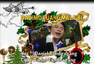 Lirik Lagu Toraja Dadimo Puang Ma'la'bi' (Daniel Tandirogang)