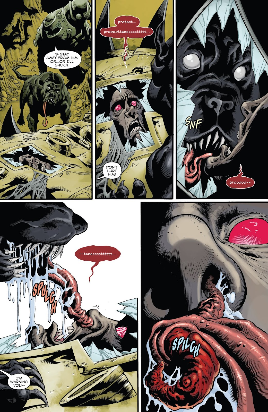Read online Web of Venom: Unleashed comic -  Issue # Full - 19