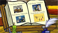 http://www.juntadeandalucia.es/averroes/~41010061/WEB%20JCLIC2/Agrega/Lengua/Quijote/aprende_diviertete_quijote/escritorio.htm