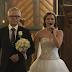Эта невеста поразила всех, как только переступила порог церкви…