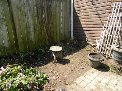 Parkdale Spring Backyard Garden Cleanup After by Paul Jung Gardening Services a Toronto Gardening Company