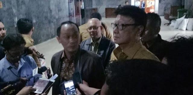 Mendagri: TGB Kepincut Manfaat Program Jokowi