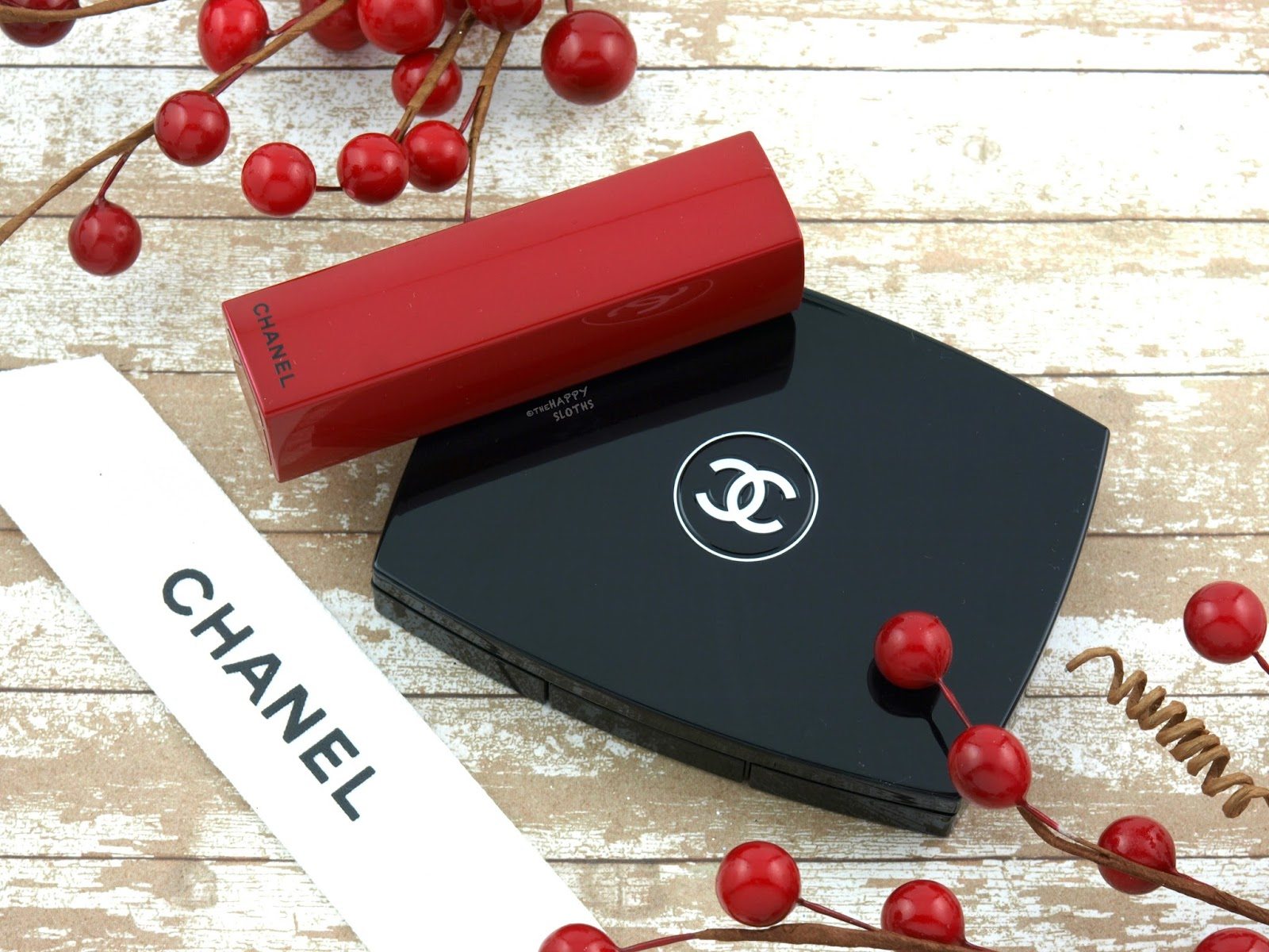Chanel Holiday 2017 | Collection Libre Numéros Rouges: Review and Swatches