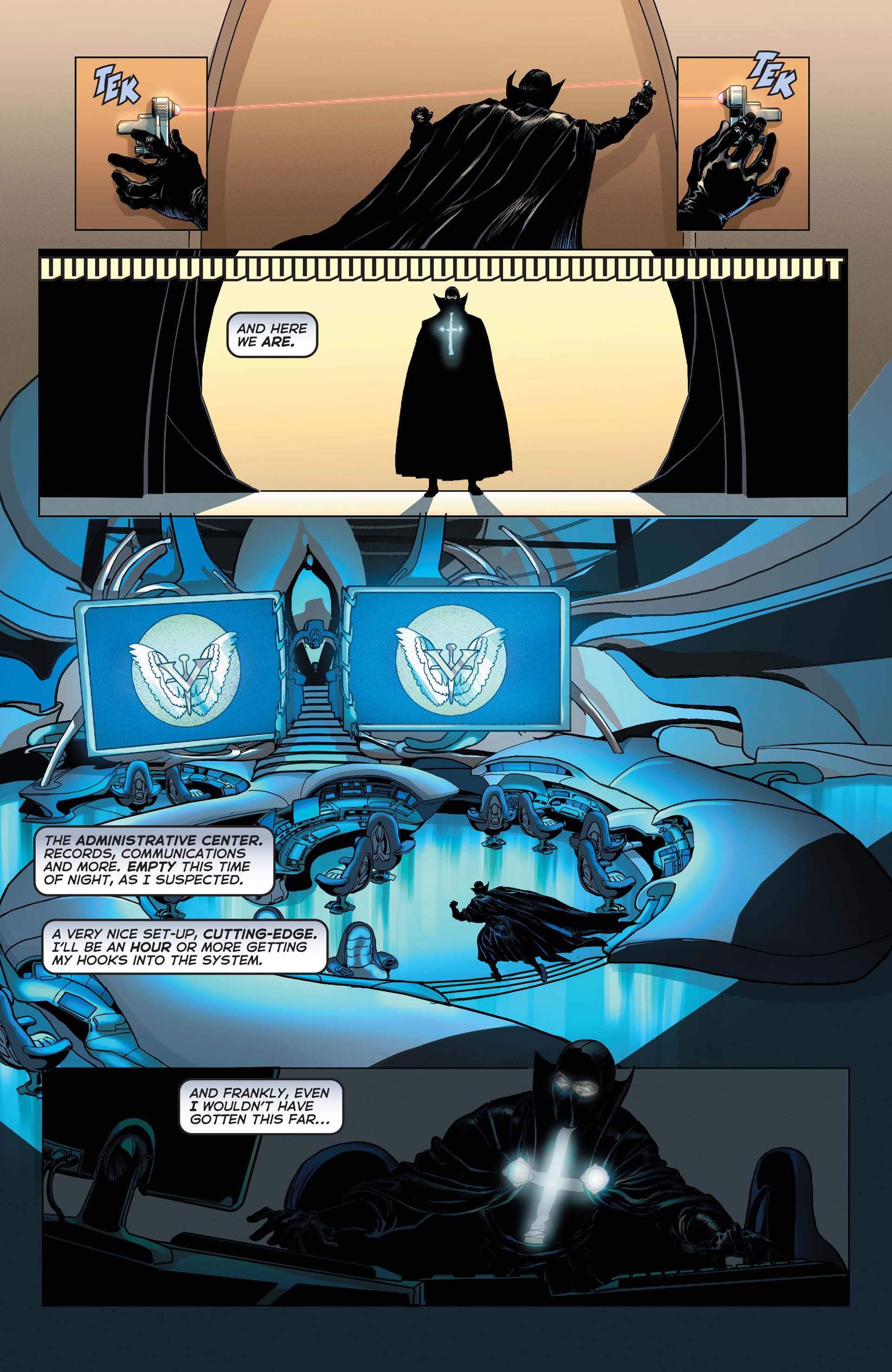 Read online Astro City comic -  Issue #8 - 3