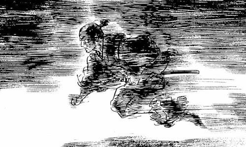 Hanzou no Mon Chap 64 - Phần 2