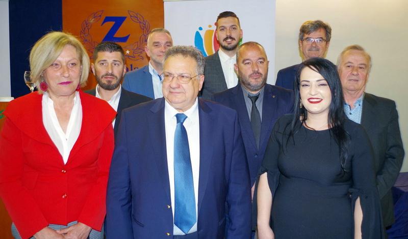 Οι πρώτοι υποψήφιοι με τον Κώστα Κατσιμίγα στην Π.Ε. Ξάνθης