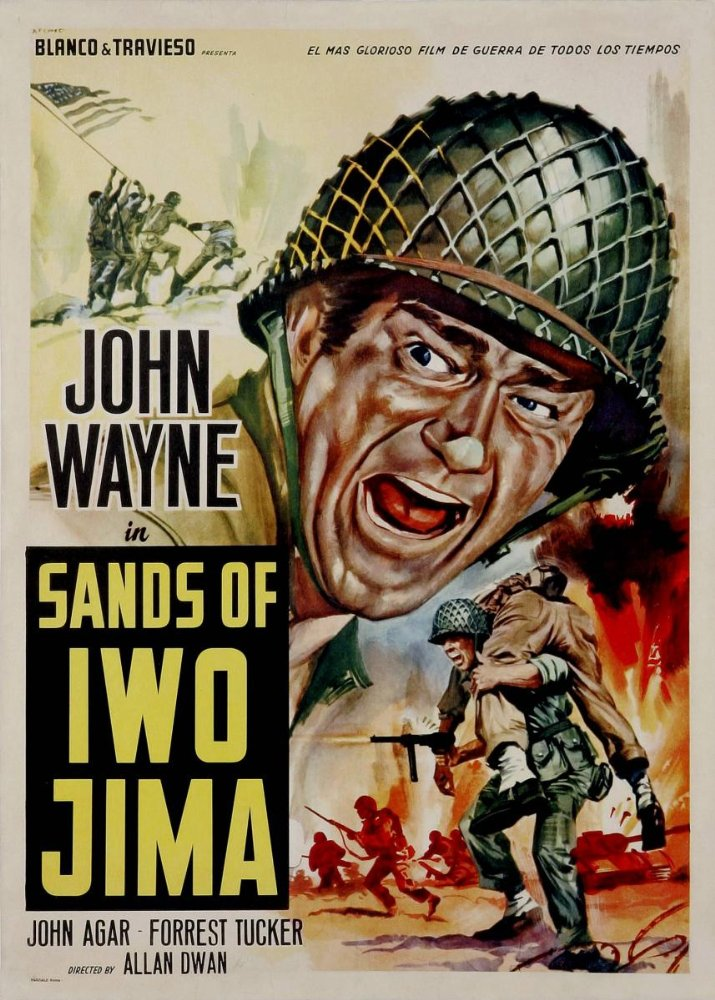 Sands of Iwo Jima